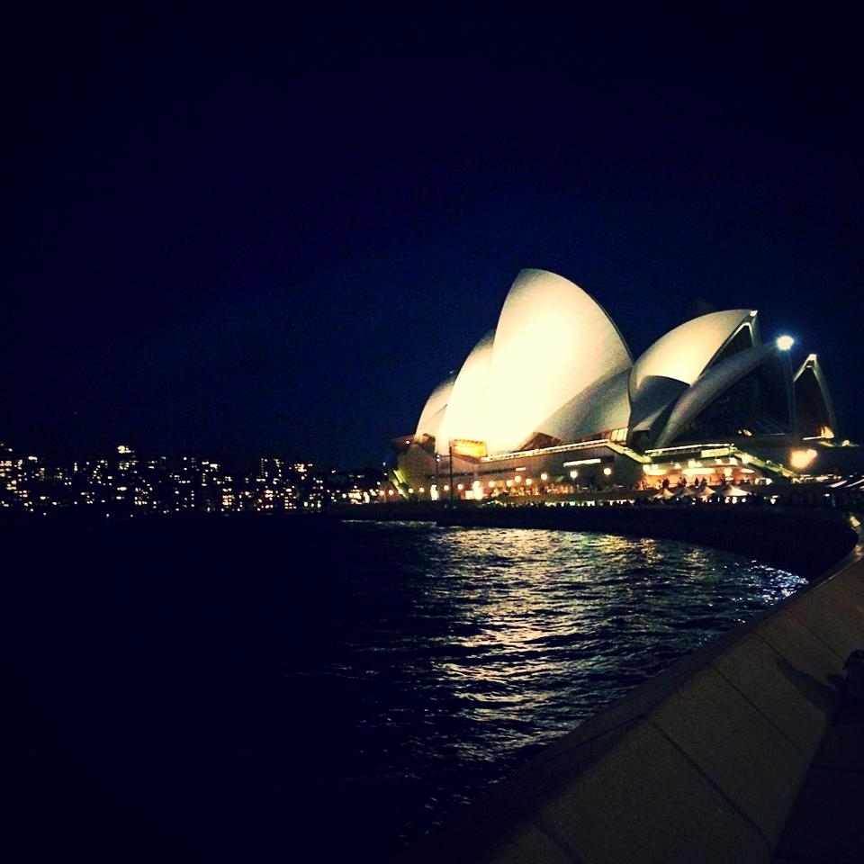 Sydney Opera house - Sydney, New South Wales
