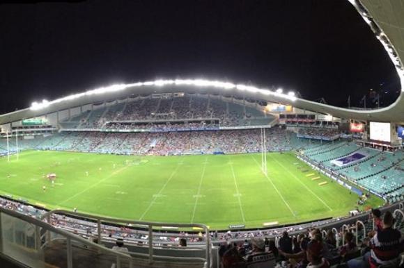 Allianz Stadium - Sydney, New South Wales