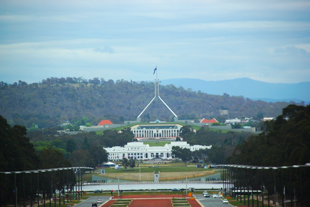 Parliament House - Canberra, Australian Capital Territory