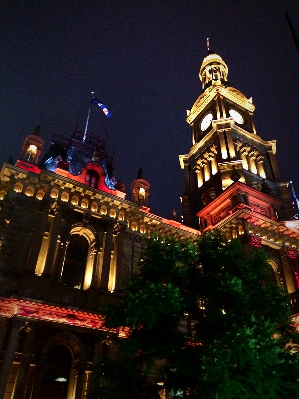 Sydney Town Hall - Sydney, New South Wales