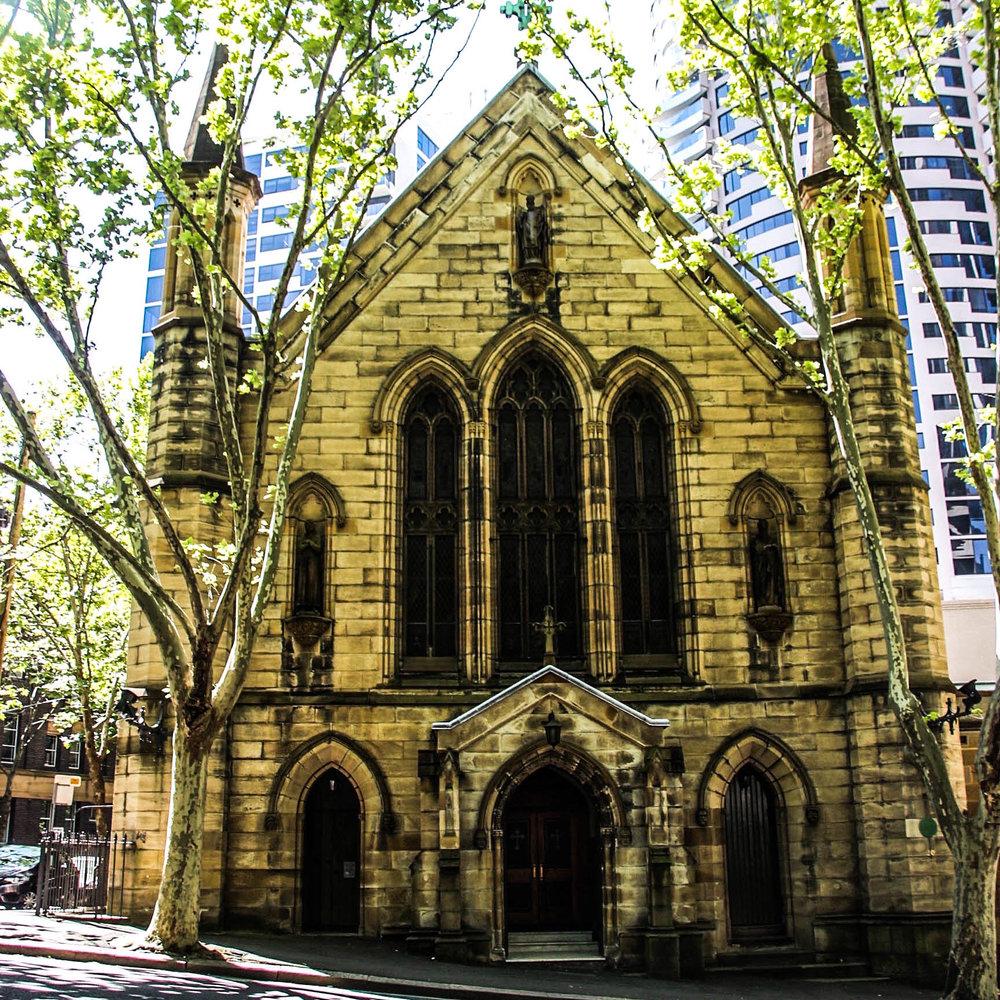 St. Patrick's Catholic Church - Sydney, New South Wales