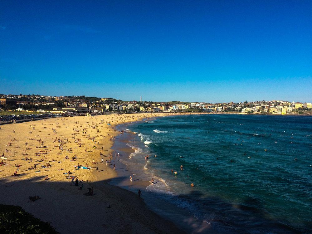 Bondi Beach - Sydney, New South Wales