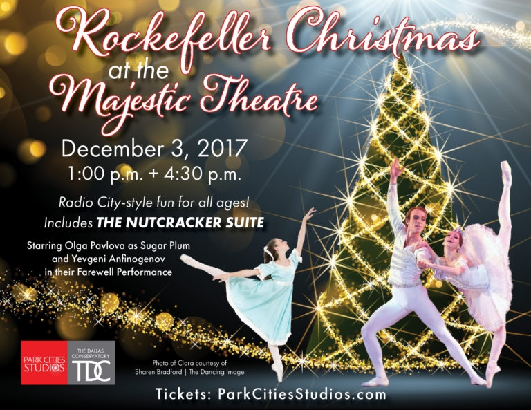 If you want to see me in our version of  The Nutcracker , which is called  Rockefeller Christmas at the Majestic , you can find out more information at  http://parkcitiesdance.com/rockefeller-christmas-at-the-majestic/ . You can also follow me on Instagram at @Olivia_TheDancer.
