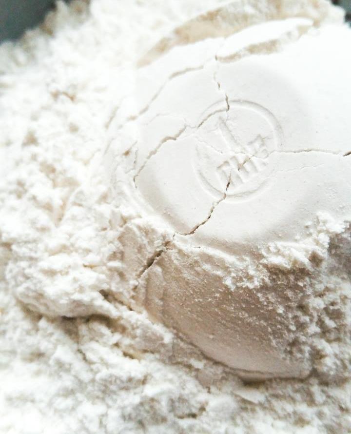 Artsy Flour Shot