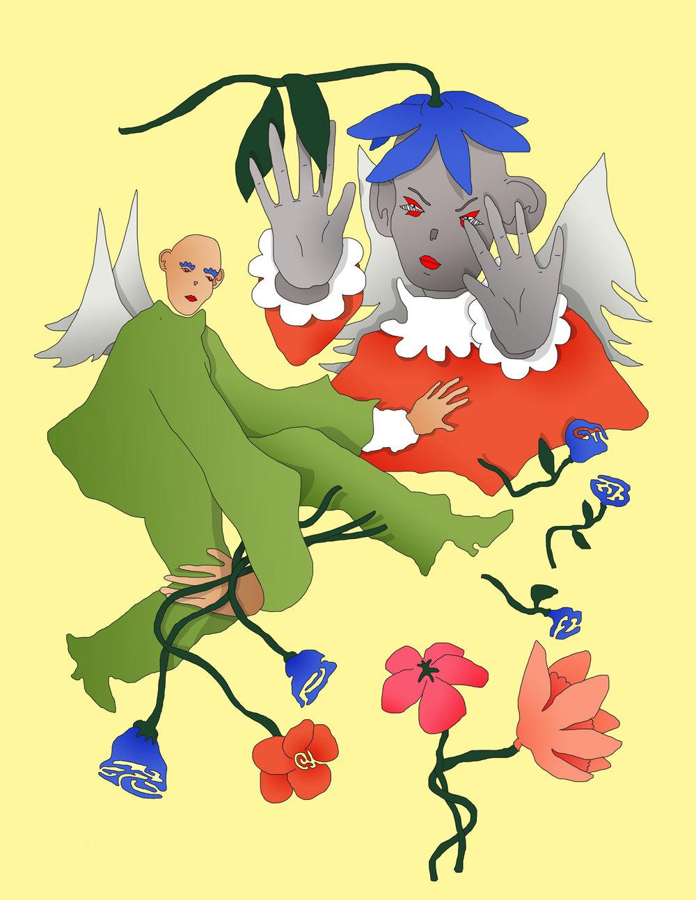 flowerclownflatcolour.jpg
