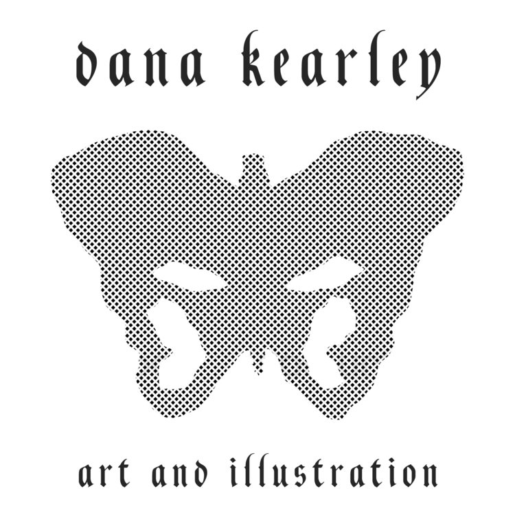 dana kearley art and illustration