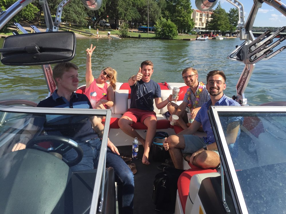 Boat Outing