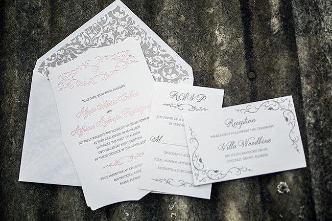 Smock invitations
