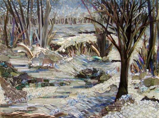 Winters Beauty by Laura Rendlen