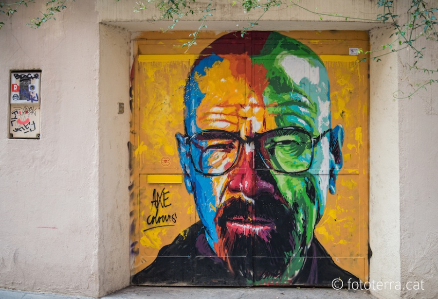Breaking Bad amazing-ness by Axe Colours