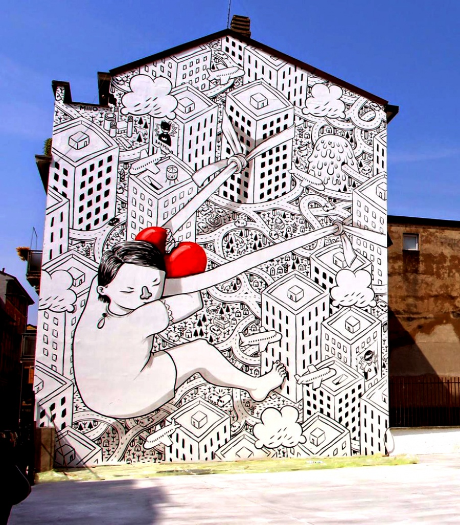by Millo in Milan, Italy