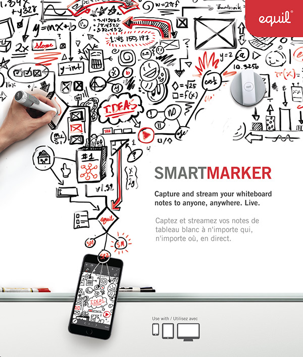 Equil Smartmarker Feature Illustration