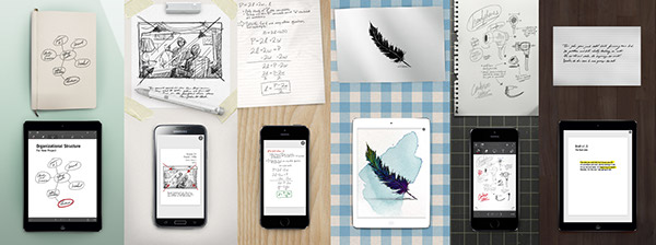 Smartpen2 Example Composite Illustrations