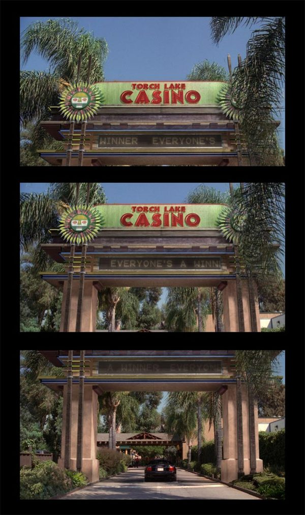 Desperate Housewives: Casino Entrance
