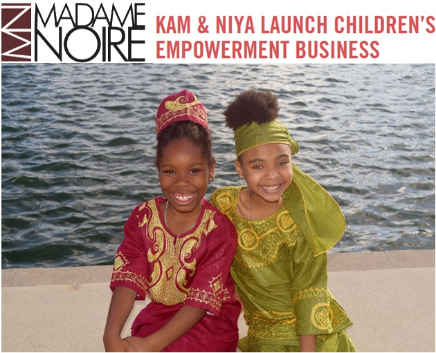 Madame Noire Interview with Kam & Niya
