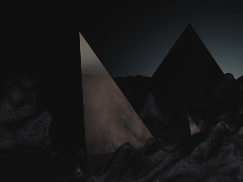THREE PYRAMIDS - 2.18.16