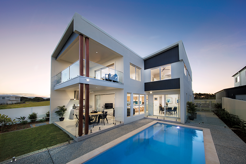 SLS Prize Home by Homecorp Constructions - Pool Scene.png
