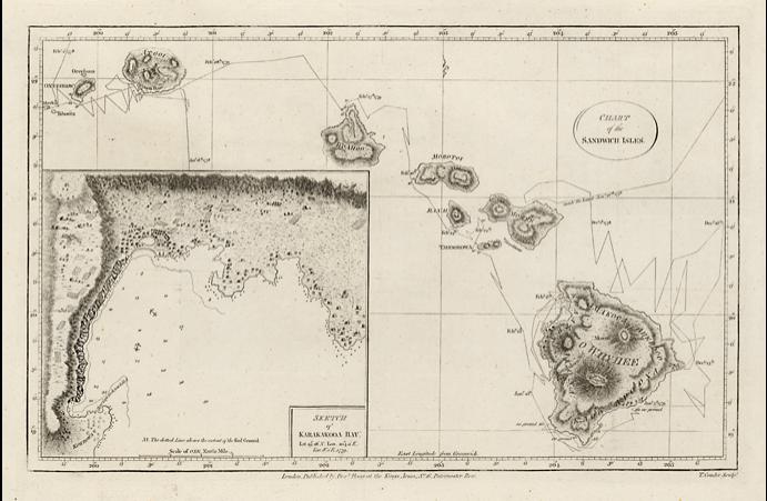 Hawaii Maps Story Of Hawaii Museum