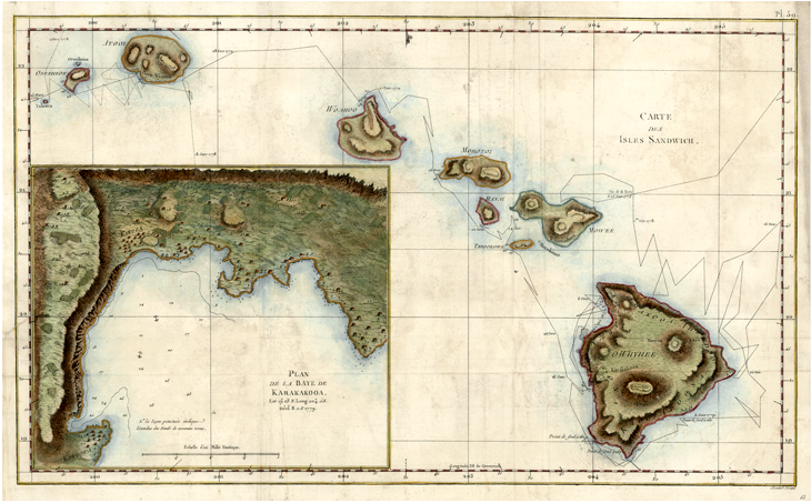 HAWAII MAPS — Story of Hawaii Museum