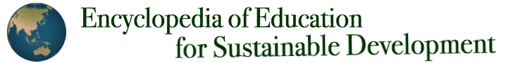 EESD: The Encyclopedia of Education for Sustainable Development