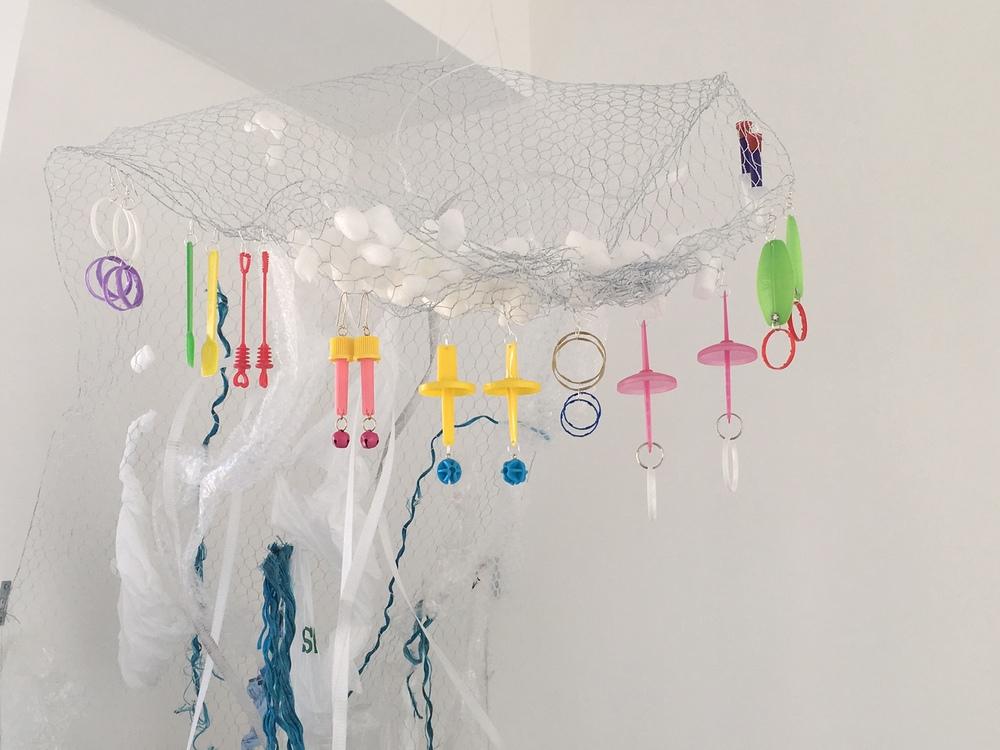 Earrings by Plastic Seconds