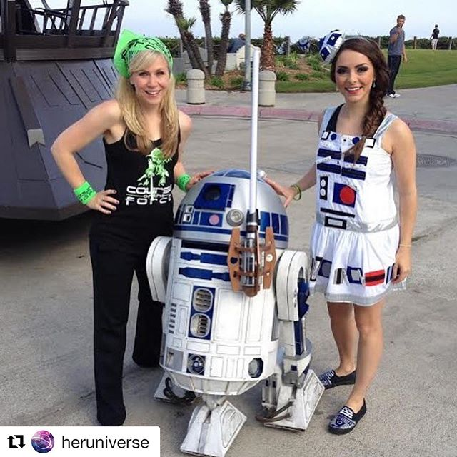 This post is so nice 😭💫 Thank you for your kindness and amazing friendship Ashley!! 🌟 #Repost @heruniverse ・・・ A special #womancrushwednesday goes to @katielinendoll This is the first day we met during Course of the Force over 6 years ago. Katie is a trailblazer for women in technology! She is one of the hardest working people I know and she is always kind, gracious, positive and is the epitome of grace under pressure while traveling the world and making things happen. She is a difference maker for women in STEM and is an excellent example for girls looking to get into this field. Most importantly, she's just a good person and I'm grateful for her friendship. Shout out to Katie today for just being AWESOME 🌟🙌🏻👏🏻