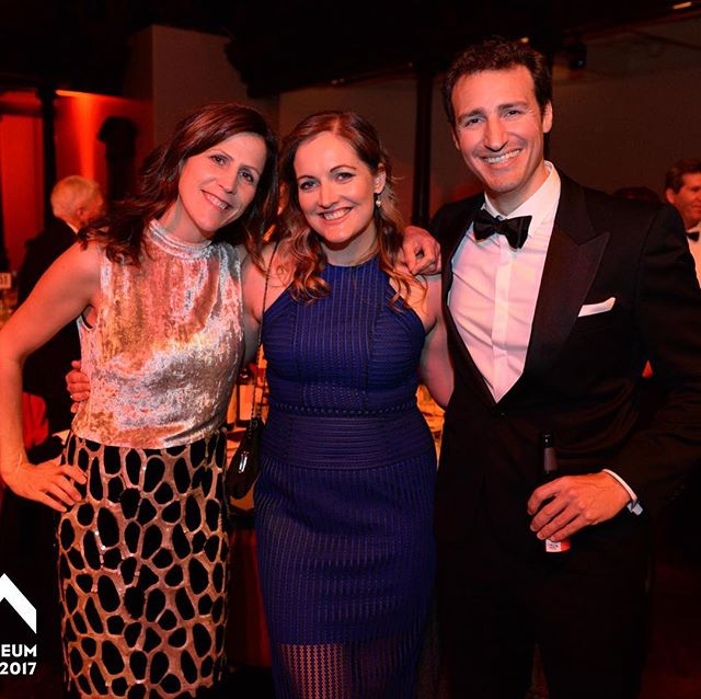 So thrilled to have been a finalist at yesterday's #eureka17 awards, it was a great night celebrating Australian science