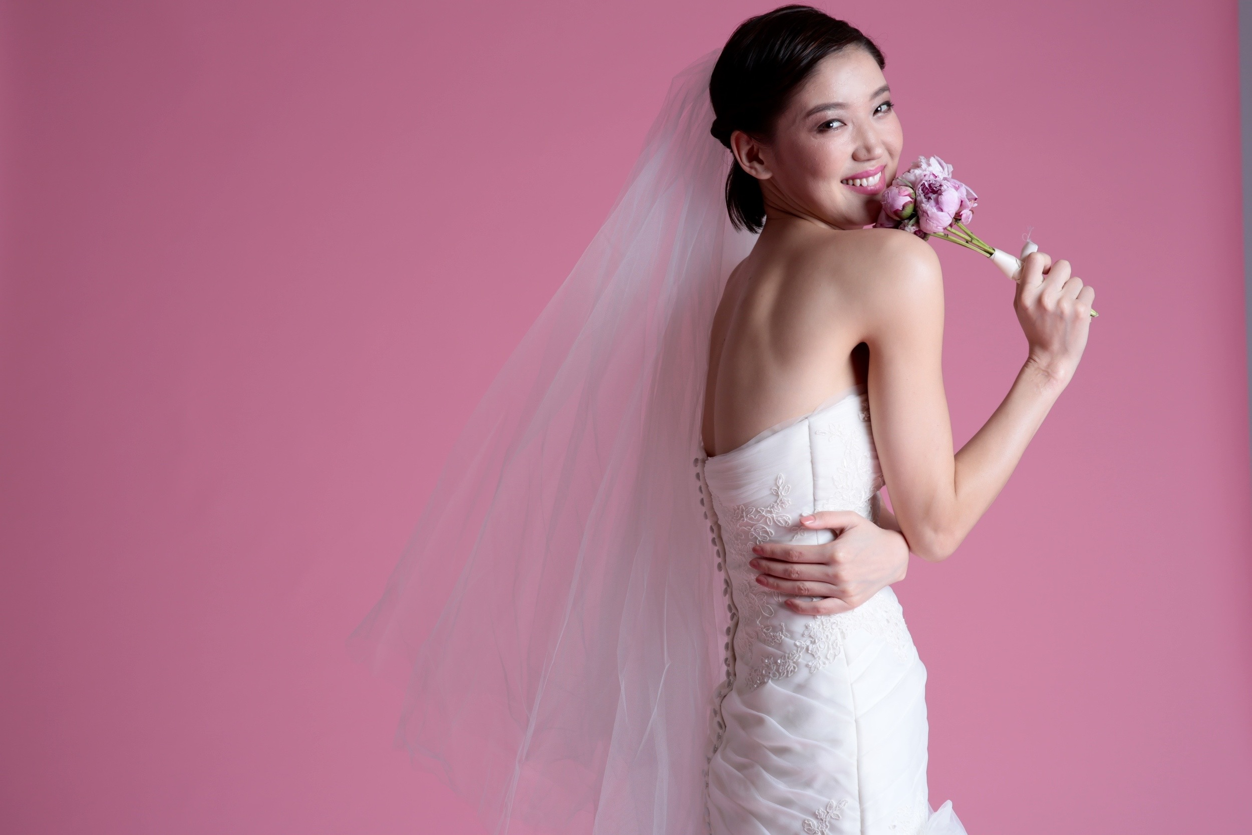 Jules Elie Designer gown rental