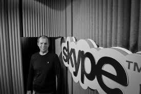 Andrus Järg - Skype Eesti tegevjuhtVari: Aleksandr Goidin