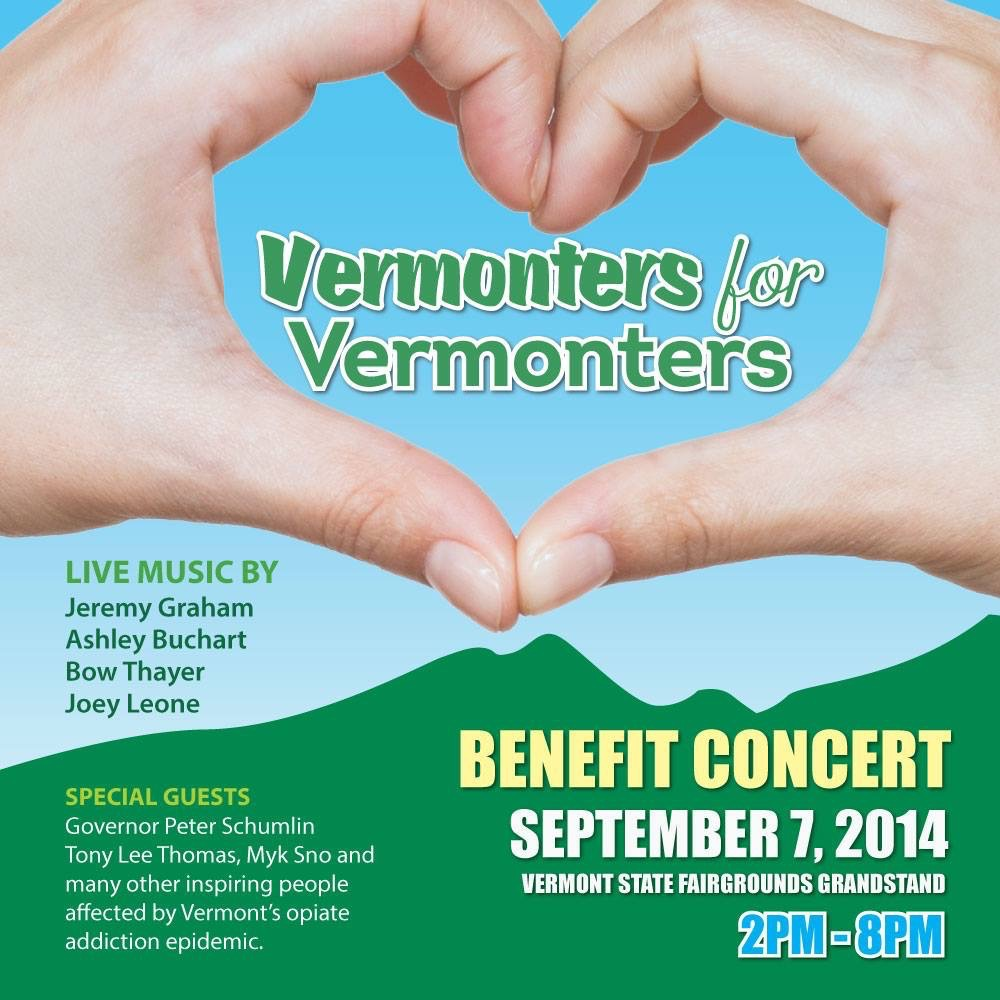 Social Share for Benefit Concert