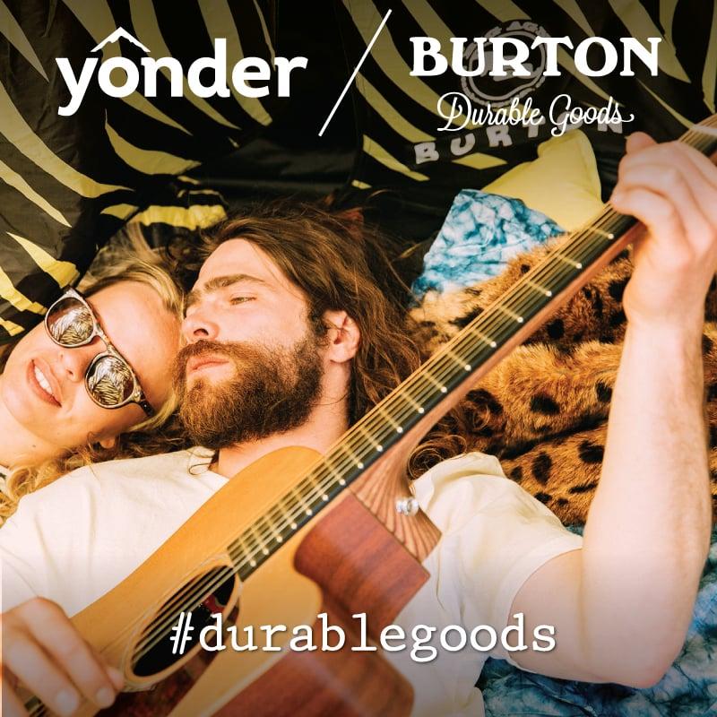 Social Marketing for Yonder and Burton