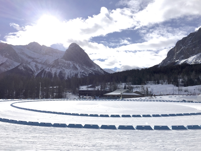 Canmore Canada WC Biathlon