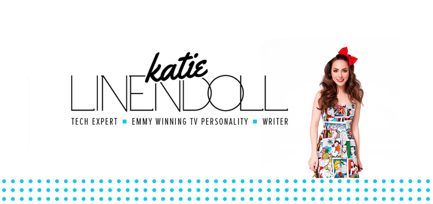 Tech Expert and Notable Technology Speaker – Katie Linendoll