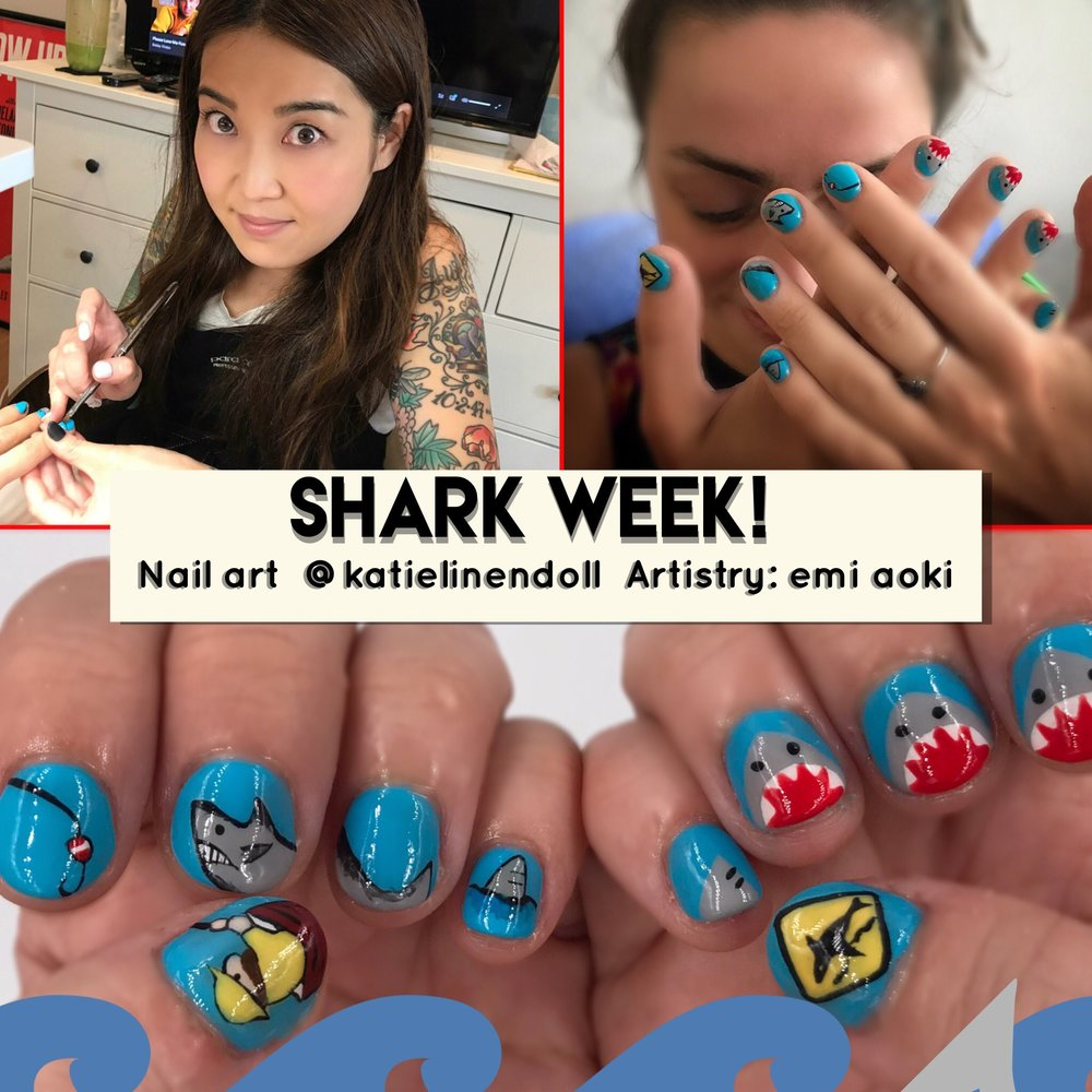 Nail Art Gallery — Tech Influencer and Notable Technology Speaker ...