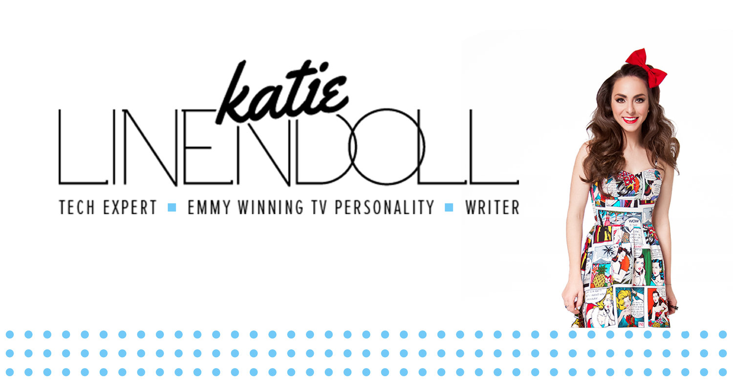 Tech Influencer and Notable Technology Speaker – Katie Linendoll