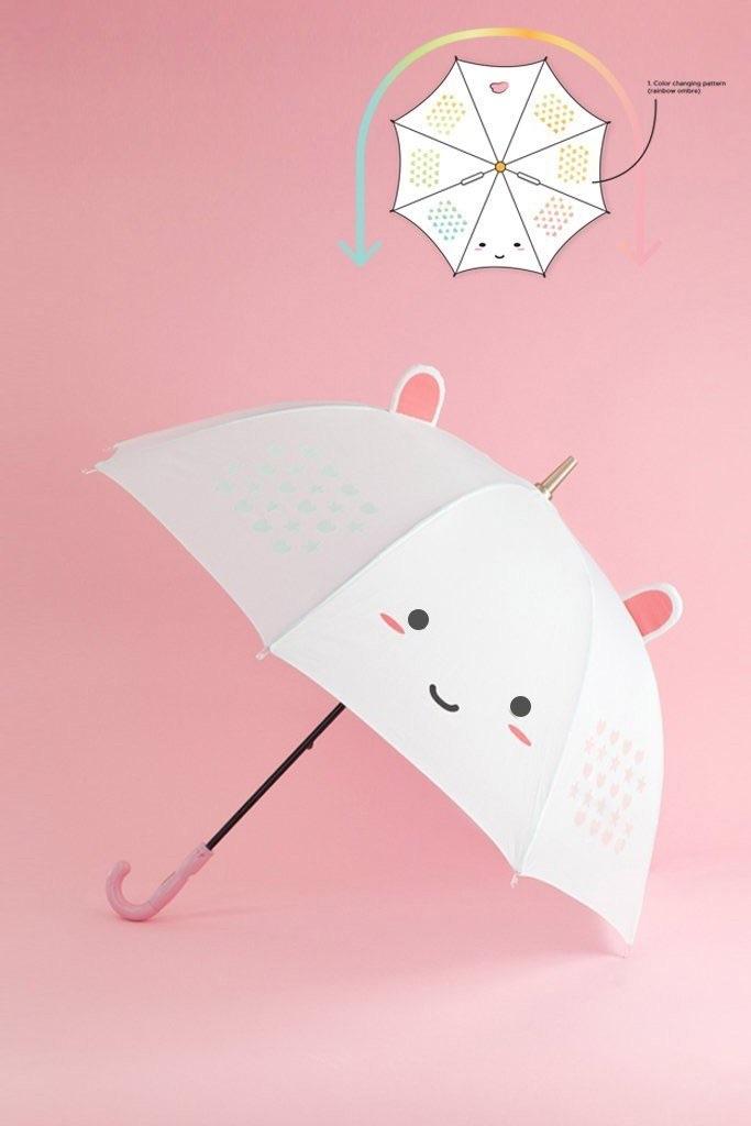 Smoko Elodie Unicorn Color Changing LED Umbrella