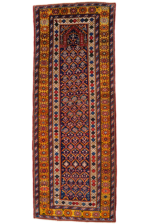 Shirvan Kuba Long Prayer Rug