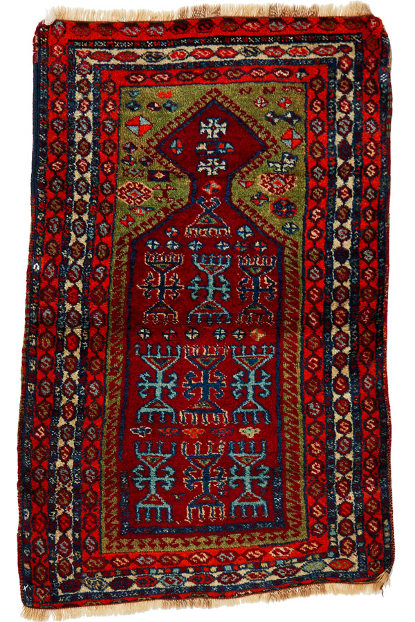Yuruk Prayer Rug