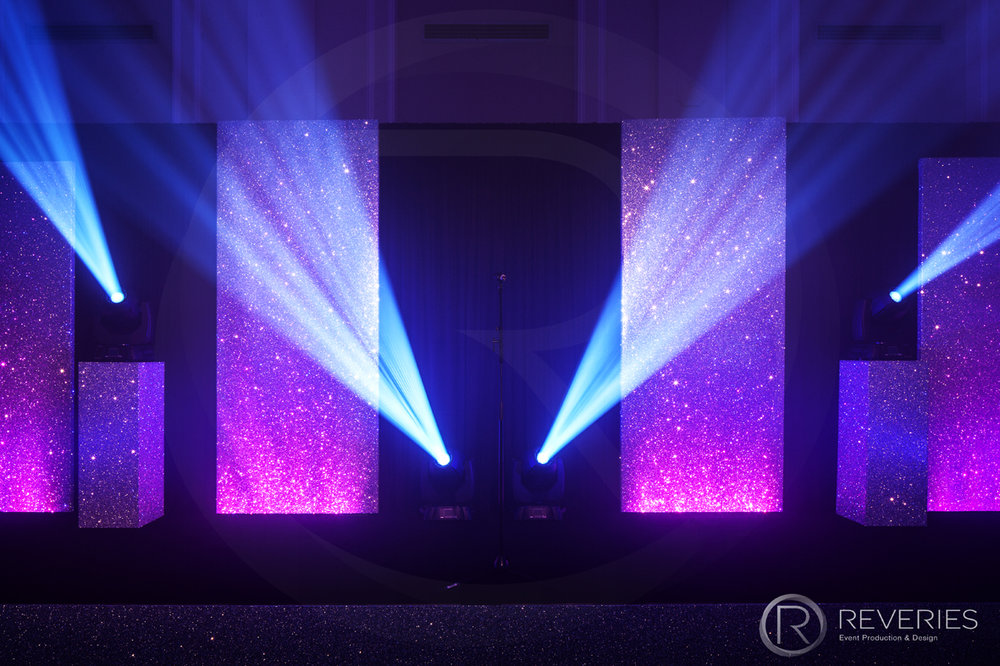 White Label - Powerful stage lighting design