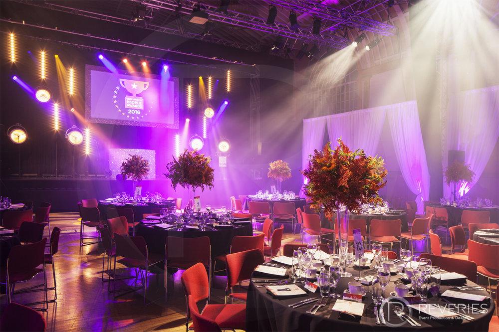 Brighton Corn Exchange Awards Ceremony Production