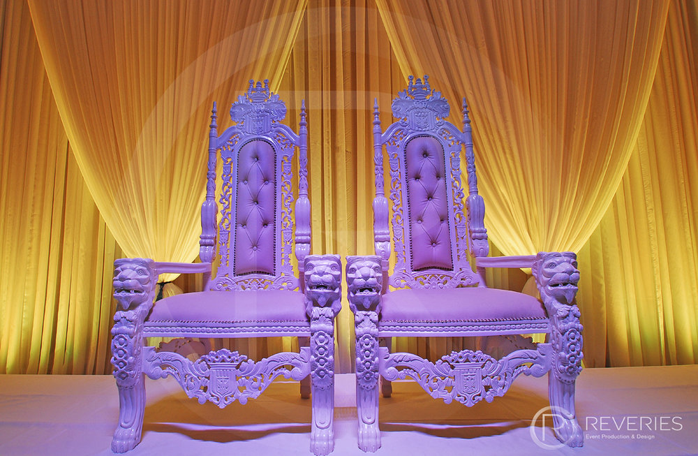 Wedding Thrones For Hire Brighton London