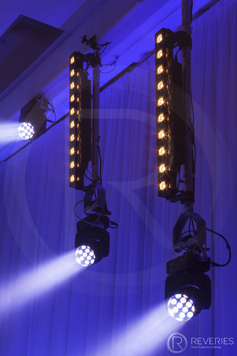 Event Lighting Design Brighton