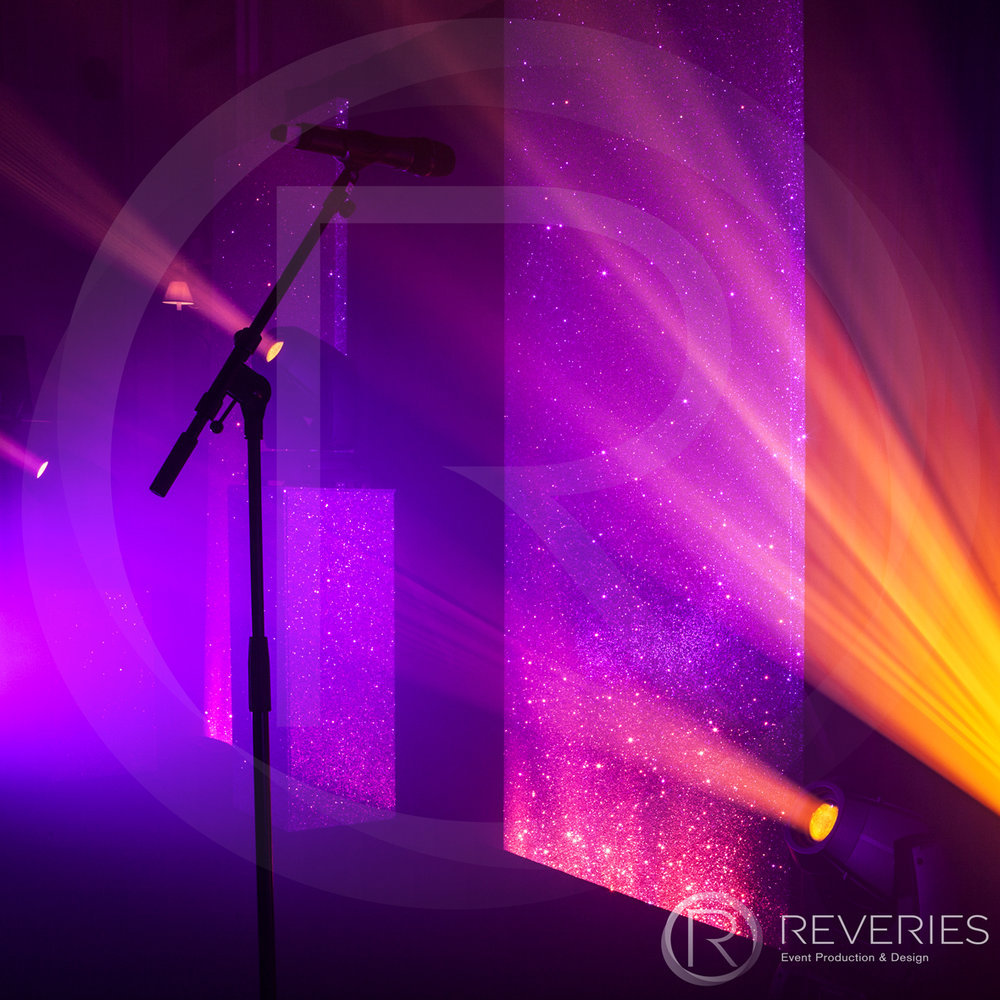 Lighting Design Live Music Corporate Brighton