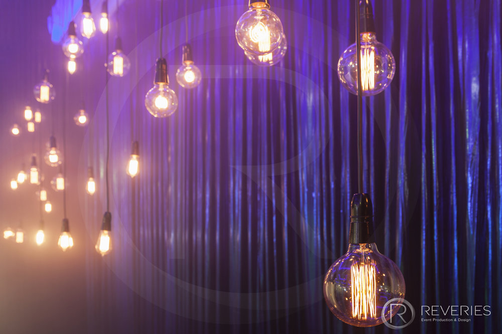 Festoon Edison Bulb Lighting Design