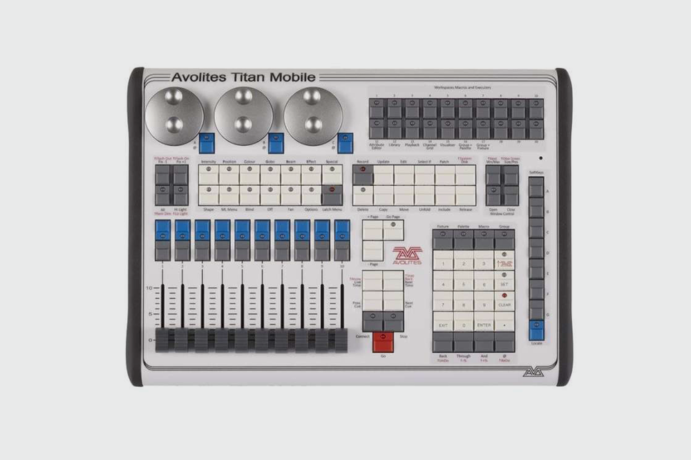 AVOLITES TITAN MOBILE - £120.00 Daily / £240.00 Weekly