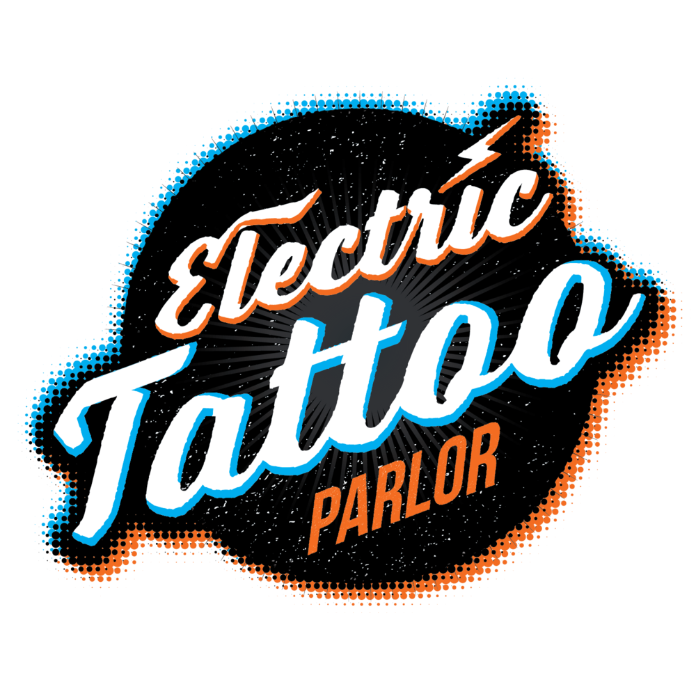 Electric Tattoo Parlor, Featured in  Logolounge Book 9
