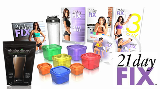 The 21 Day Fix Challenge Pack