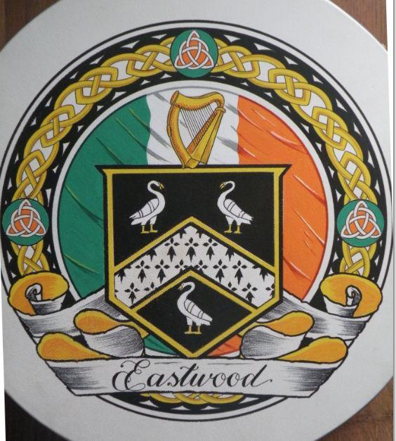 Irish Family Crests Barrys Bodhrans