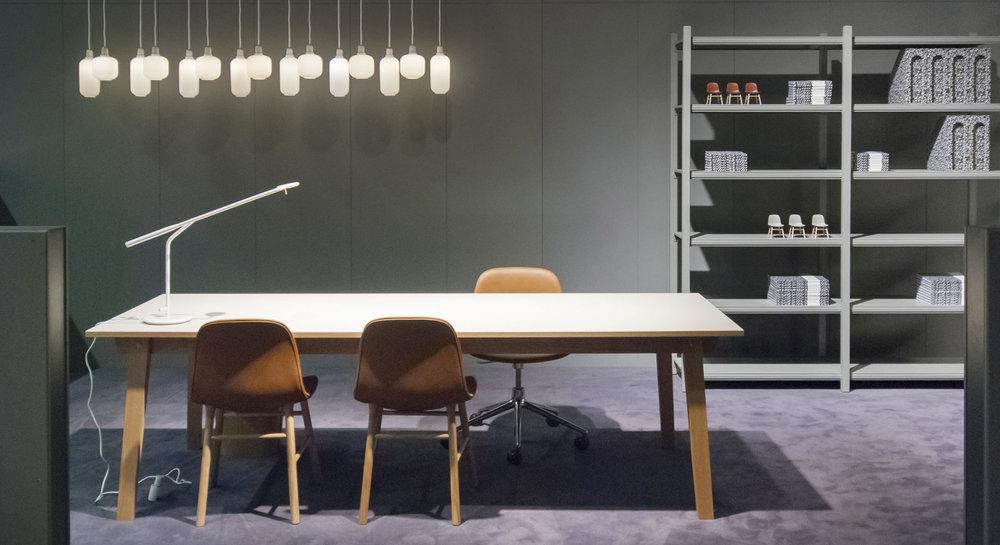 Orgatec interior design