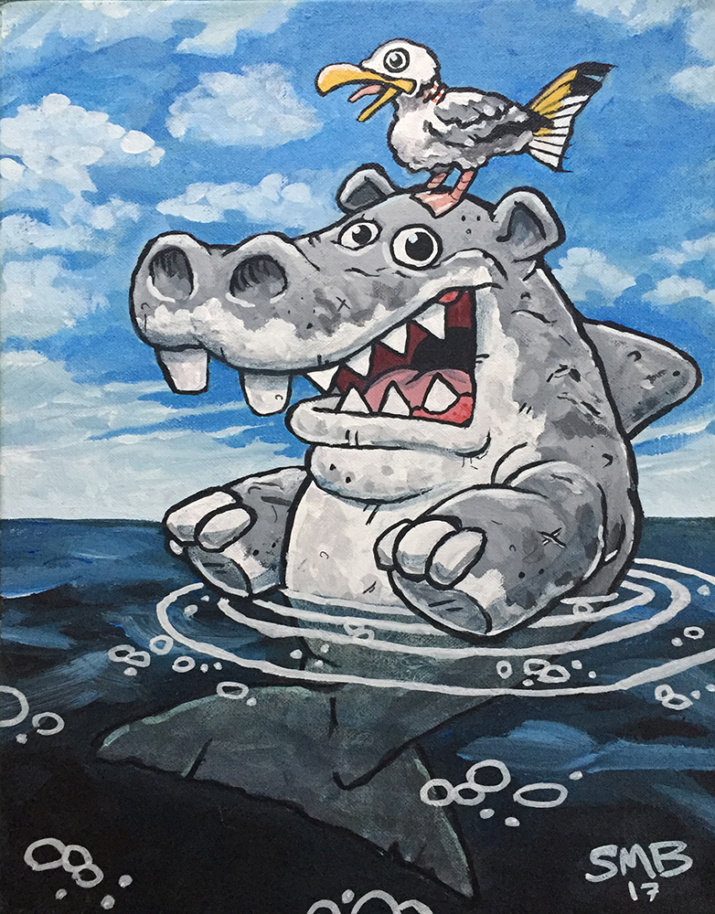 Hippo Shark